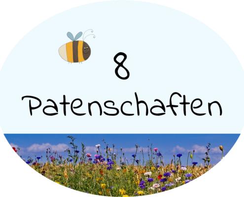8 Patenschaften Blühwiese Felsfeldhof Kall