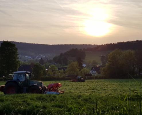Felsfeldhof Bauernhof Eifel Kall